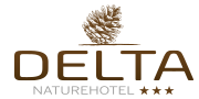 Nature Hotel Delta Website Logo