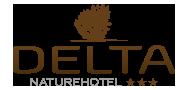 Nature Hotel Delta Website Logo