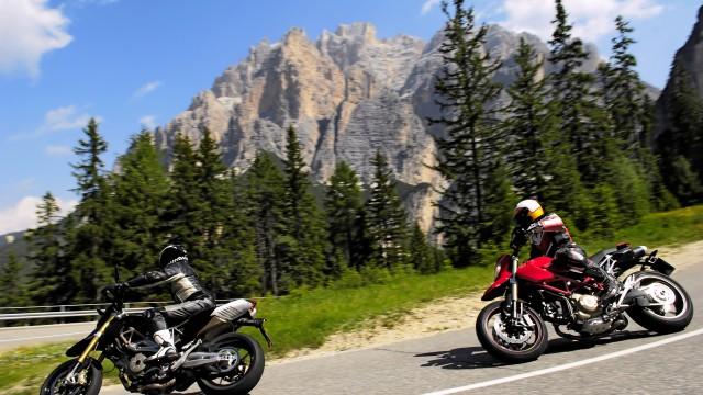 Benvenuti motociclisti